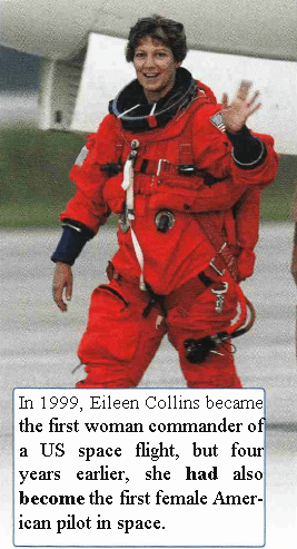 Past Perfect - First Woman in Space