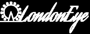 LondonEye White Logo