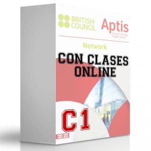 Curso Aptis General C trimestral con clases online