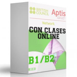 Curso Aptis General Online Trimestral con clases online